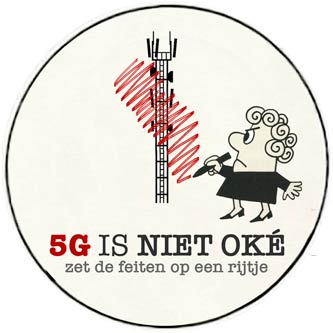 5G is niet oké!   zet de feiten op een rijtje