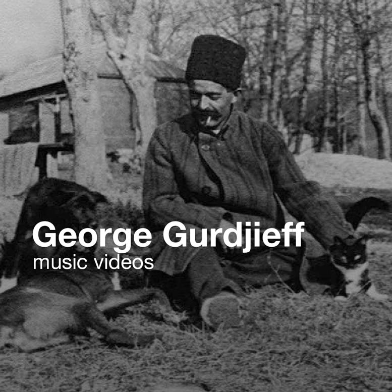 George Gurdjieff music videos