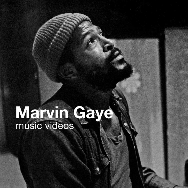 Marvin Gaye music videos