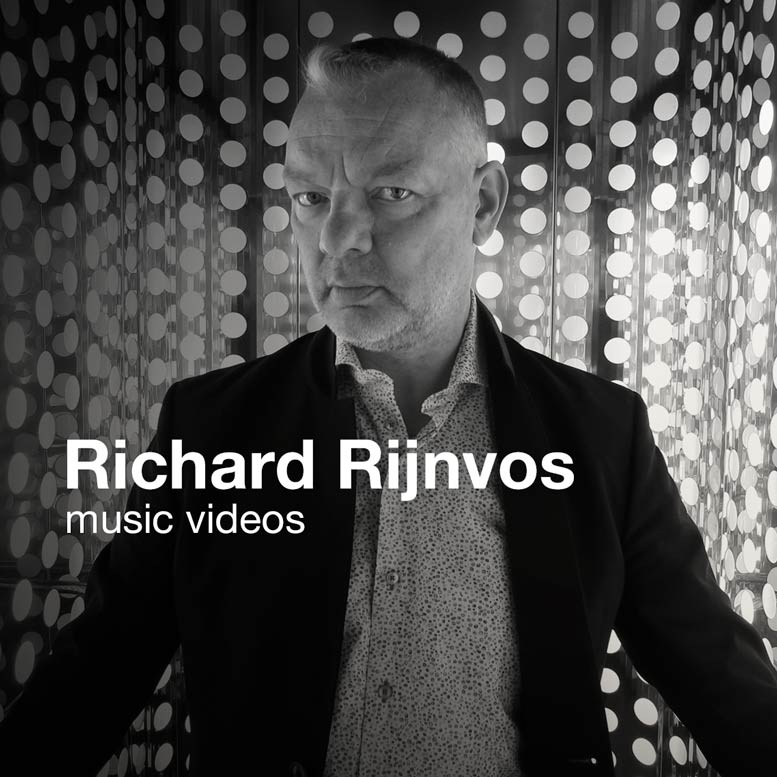 Richard Rijnvos music videos