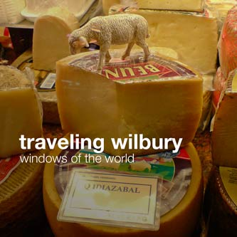traveling wilbury | windows of the world